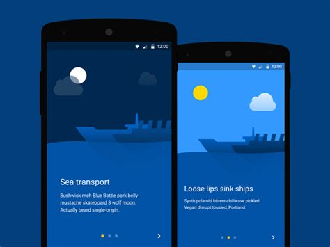 design mobile app screens 40 mobile apps onboarding designs for your inspiration