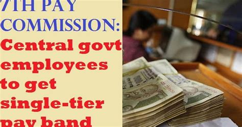 central government employees news latest 7th pay commission central govt employees to get single