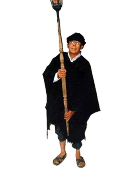 como es la vestimenta del sereno de 25 de mayo de 1810 proyecto quot haciendo escuela quot cuenta cuentos 191 quieren saber