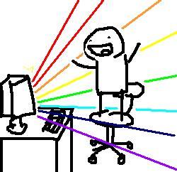 Computer Stick Figure Meme - image 131202 computer reaction faces know your meme