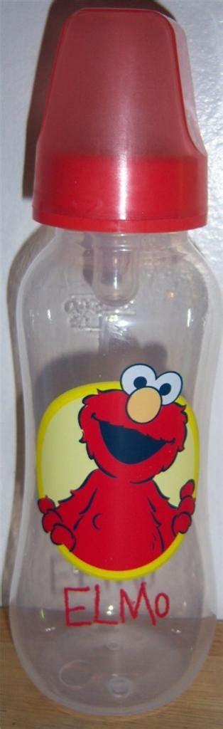 Elmo Baby Shower by Sesame 9oz Bottle Big Bird Elmo Cookie