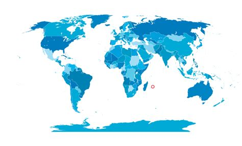 mauritius on a world map where is mauritius on the world map air mauritius
