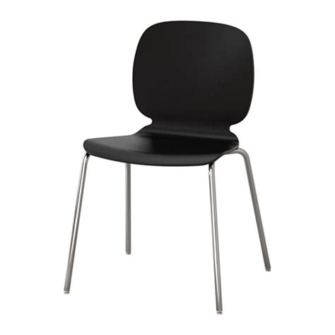 Black Dining Chairs Ikea Svenbertil Chair Ikea