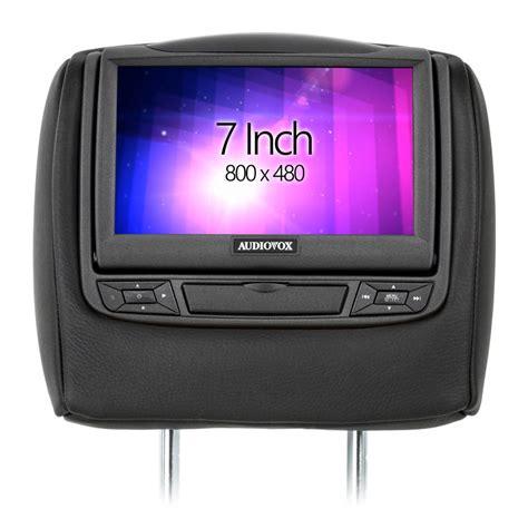 Kia Sorento Headrest Audiovox Hr7012 7 Inch Headrest Entertainment System For