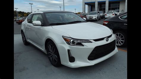 scion tc  start    review youtube