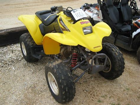 2004 honda sportrax 250ex 2004 honda sportrax 250ex 4 wheeler s n 478te270x44307859