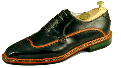 buday shoes one of our newest models at buday shoes from green
