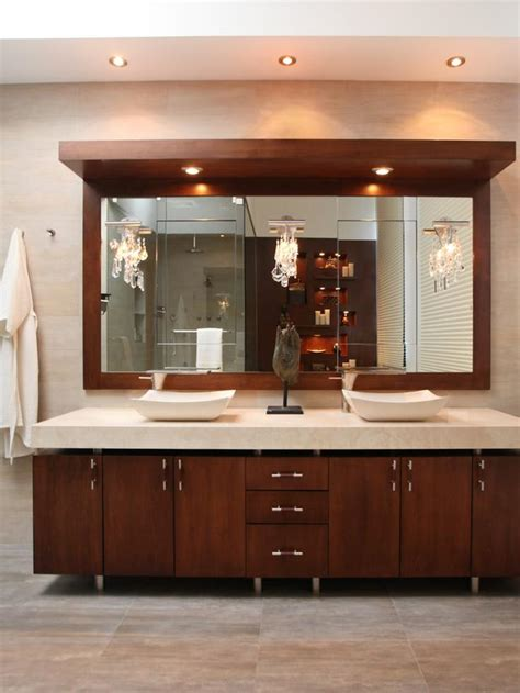 contemporary bathroom vanity lighting ideas with double sink contemporary bathroom vanity hgtv