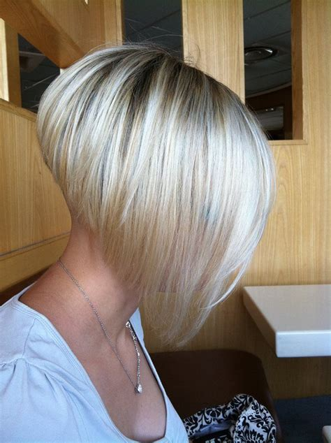 inverted bob vs a line bob undercut fade inverted v nape woman google search