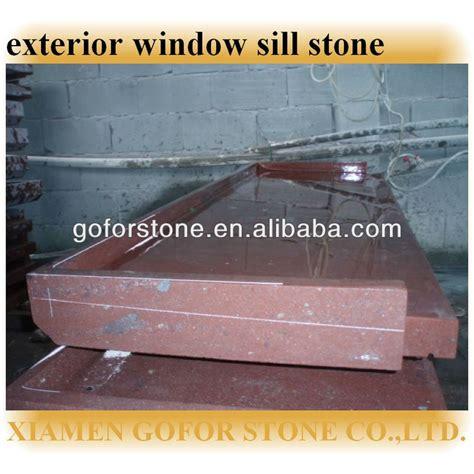 außenfensterbank granit rotem granit au 223 en fensterbank aus stein granit produkt id