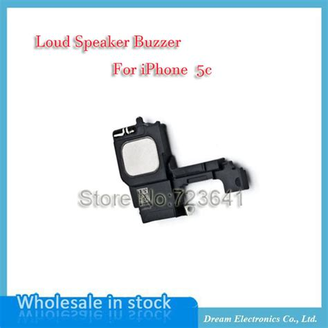 Iphone 5 Buzzer Loud Speaker Buz Buzzer 5c Original 10pcs lot ringer loud speaker buzzer for iphone 5c repair replacement parts free shipping in