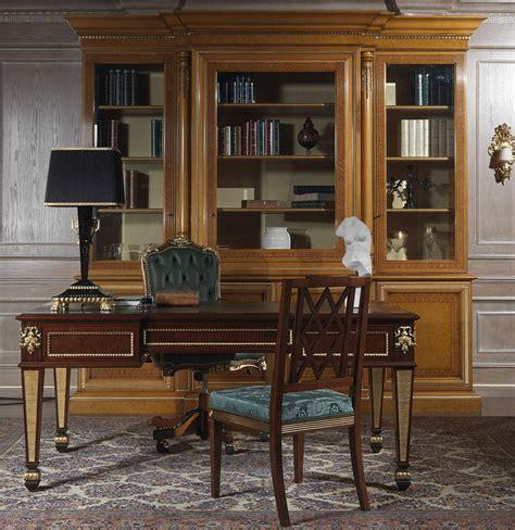 libreria in stile classico libreria per ufficio in stile classico vimercati meda