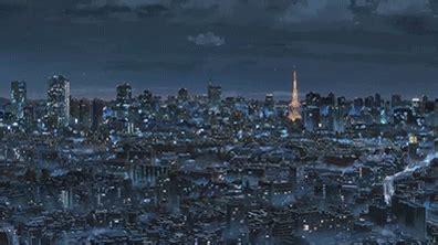 November Tokyo by 18 Beautiful Gifs That Show Off The Breathtaking World Of