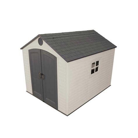 lifetime  ft   ft outdoor storage shed