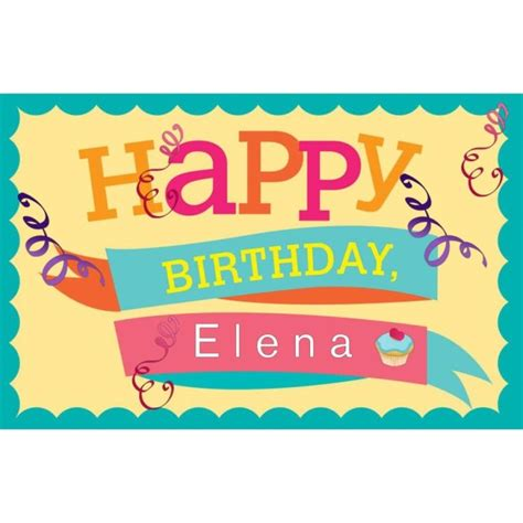 imagenes de happy birthday elena 17 best images about birthday cards on pinterest design