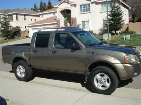 2002 Nissan Frontier 3 3 Engine Sell Used 2002 Nissan Frontier Crew Cab 4x4 V6