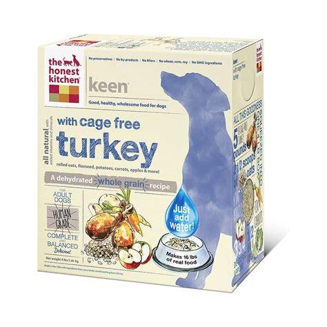 honest kitchen food honest kitchen keen food 4lb whitedogbone