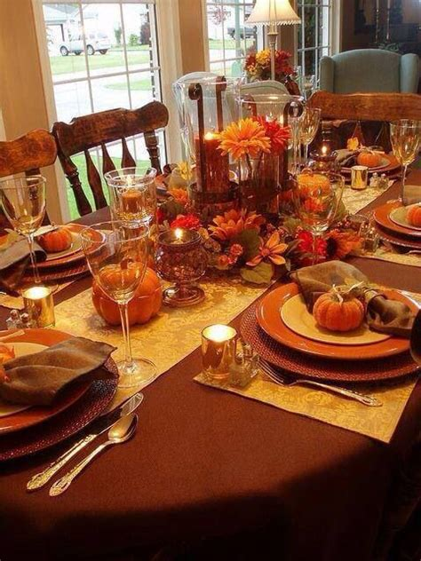 Thanksgiving Tablescapes Design Ideas Thanksgiving Tablescape Ideas