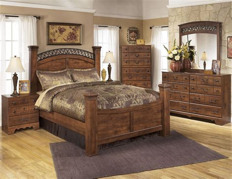 timberline bedroom set from b258 coleman furniture