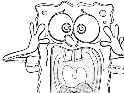 coloring pages spongebob gary spongebob and gary coloring page only coloring pages