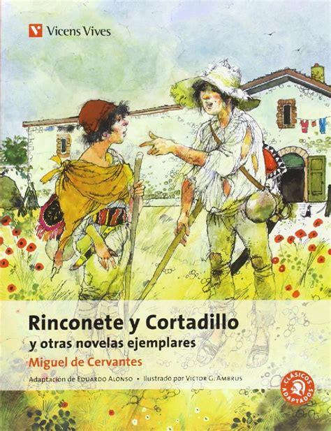 libro novelas ejemplares de miguel rinconete y cortadillo y otras novelas ejemplares cervantes saavedra miguel de libro en papel