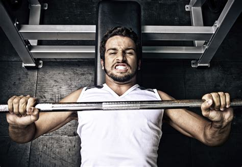 bench press elbows in men s fitness