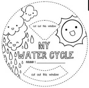 water cycle foldable template jeanporter water cycle