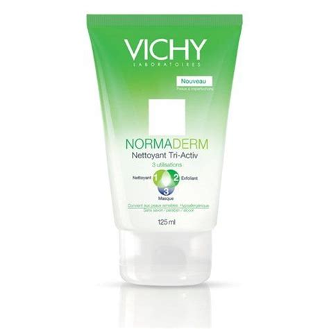Vichy Normaderm Detox Makeupalley by Vichy Normaderm Tri Activ Cleanser Reviews Photo