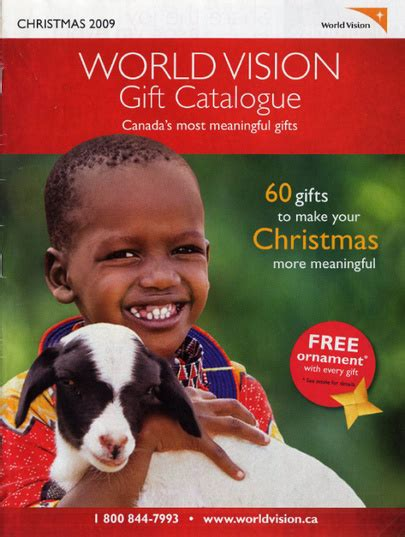 world vision christmas gifts rainforest islands ferry