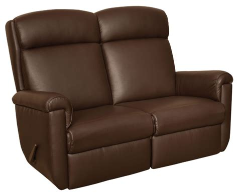 Reclining Loveseat Wall Hugger by Lambright Harrison Loveseat Recliner Glastop Inc