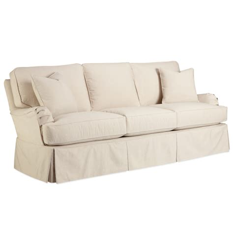 slipcover sofa sale the best 28 images of slipcovered sofas for sale pottery