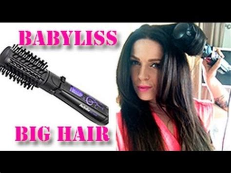 Hair Dryer Babyliss Big Hair how to your hair with babyliss big hair