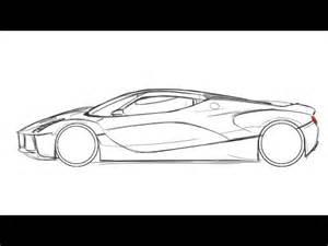 How To Draw A Laferrari Como Dibujar Un How To Draw A