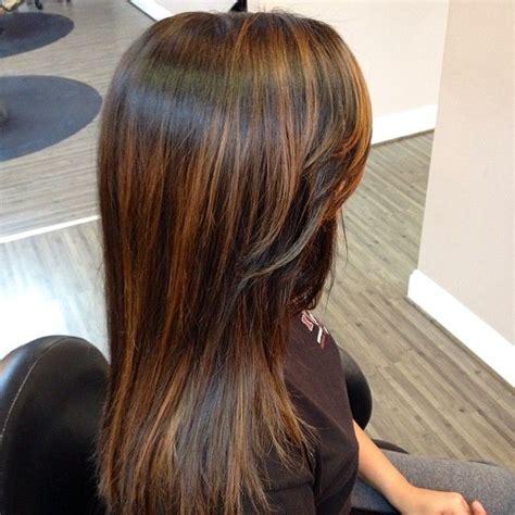 medium brown hair balayage pictures to pin on pinterest balayage long straight dark hair google search