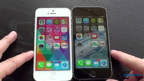 a iphone 5 iphone 5s vs iphone 5