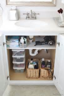 Bathroom Organization Ideas by Bathroom Organization Tips The Idea Room