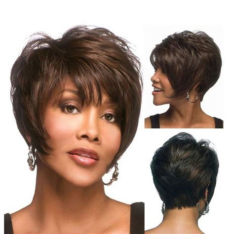 Pixie Haircut African American Natural Hair