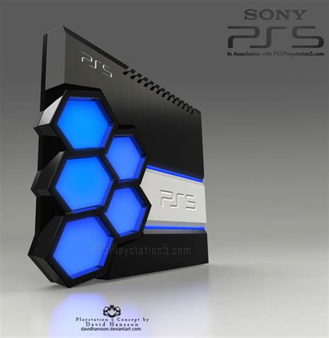 ps5 console david hansson concept design