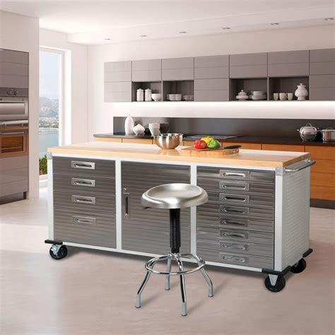 seville classics ultrahd  drawer rolling workbench