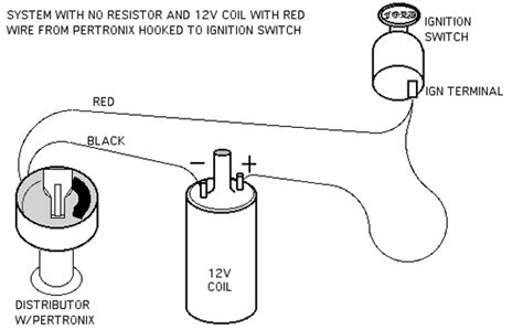 ford pertronix ignition wiring diagram ford free engine