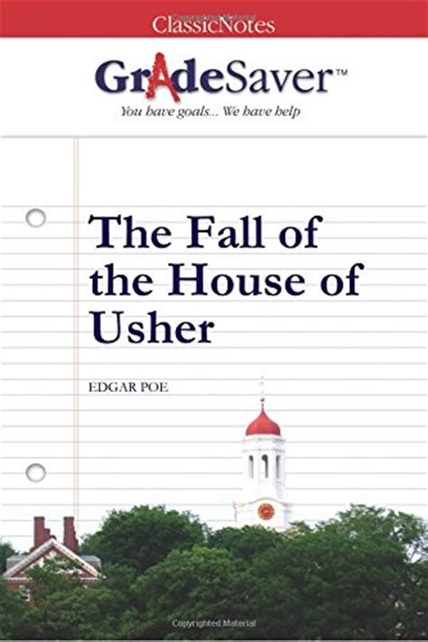 Fall Of The House Of Usher Lesson Plans Mini Store Gradesaver