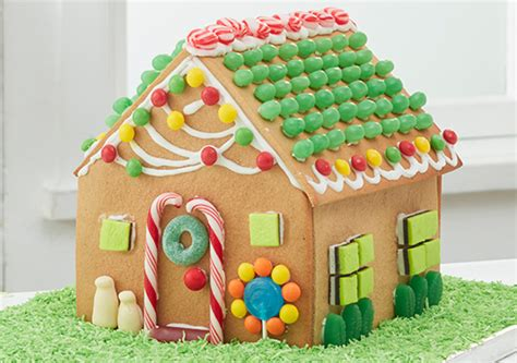 easy gingerbread house gingerbread house recipe quick and easy at countdown co nz