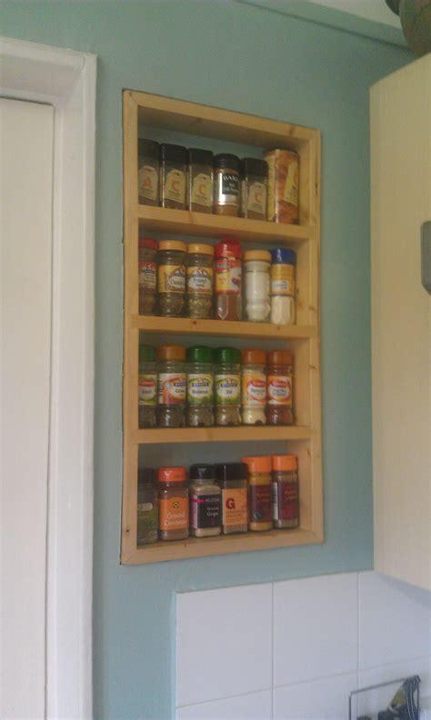 reddit diy spice rack built in spice rack diy