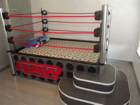 wwe wrestling bed boxing ring rope bed 2017 2018 best cars reviews