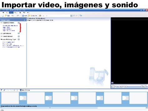 windows movie maker basic tutorial tutorial de windows movie maker