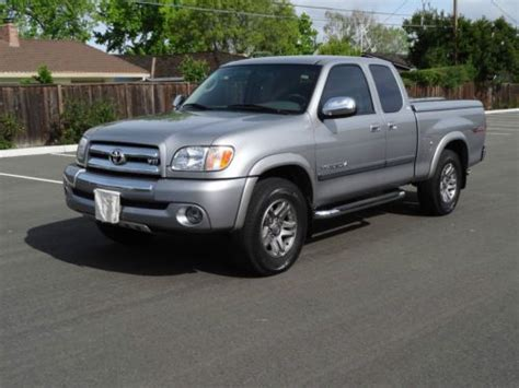 Toyota Tundra Supercharger Mpg Sell Used 2002 Toyota Tundra Trd 4x4 Sr5 Extended Cab