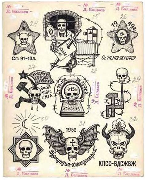 prison style tattoos 1000 images about russian on tat