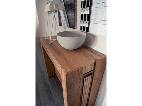tavolo consolle allungabile legno consolle allungabile a4 in legno