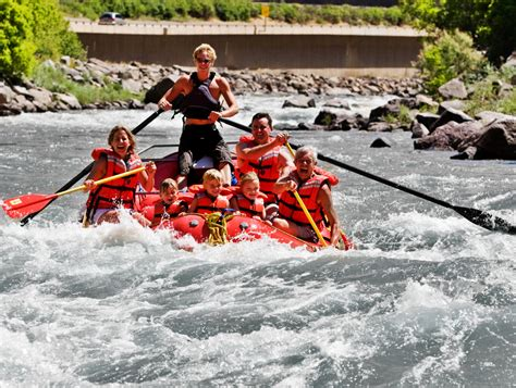 Rock Gardens Rafting Colorado Adventure Center Aspen Snowmass West Colorado Colorado Vacation