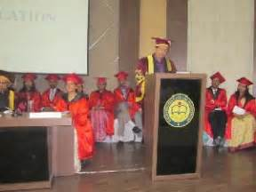 Galgotia Business School Mba by Galgotias Business School 4th Convocation